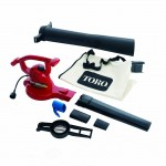 Toro 51609 ultra electric blower Picture