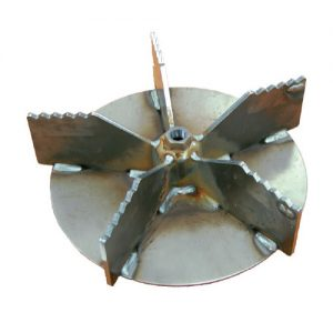5-Blade Serrated Impeller